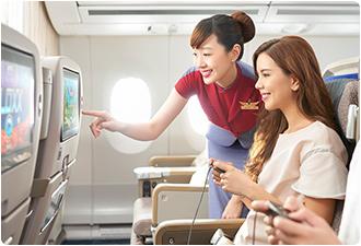中華、華信航空