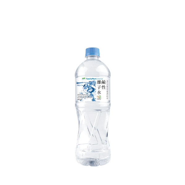 FMC鹼性離子水