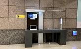 板橋站上網台位於B1大廳,提供公用筆電上網