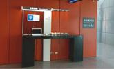 雲林站上網台位於1樓大廳,提供公用筆電上網